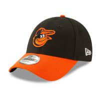 Baltimore Orioles The League New Era Adjustable MLB Cap Road
