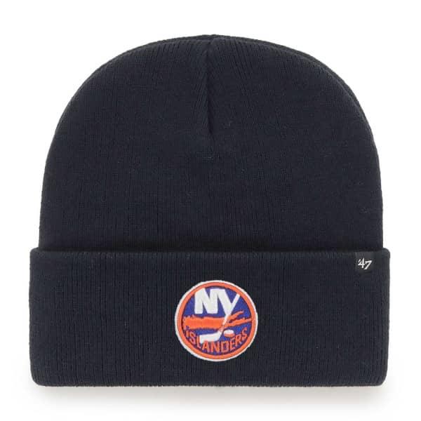 New York Islanders '47 Haymaker NHL Beanie Wintermütze Navy