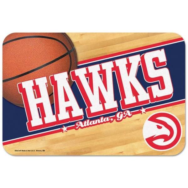Atlanta Hawks Basketball NBA Fußmatte