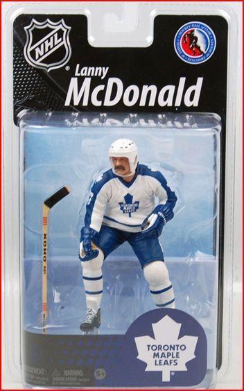 NHL Grosnor Exclusive Lanny McDonald - Toronto Maple Leafs Figur