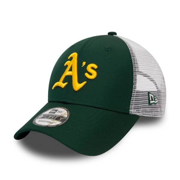 Oakland Athletics Summer League New Era 9FORTY Trucker MLB Cap