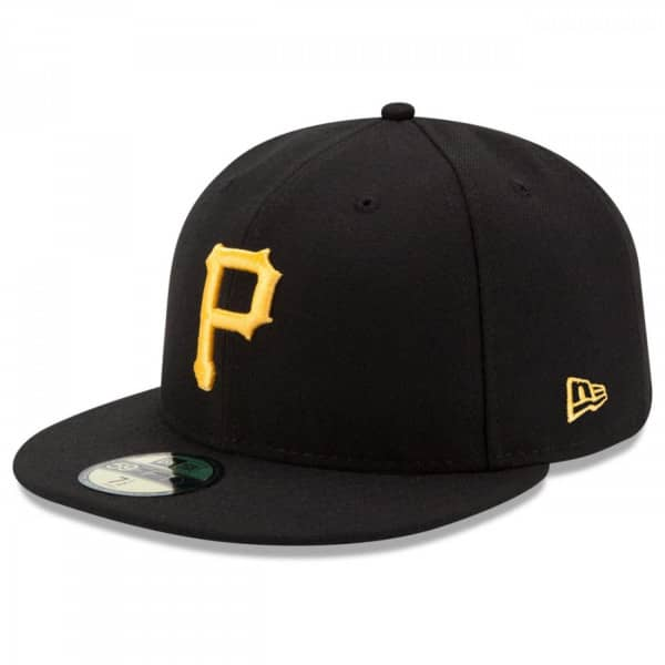 Pittsburgh Pirates Authentic 59FIFTY Fitted MLB Cap Game