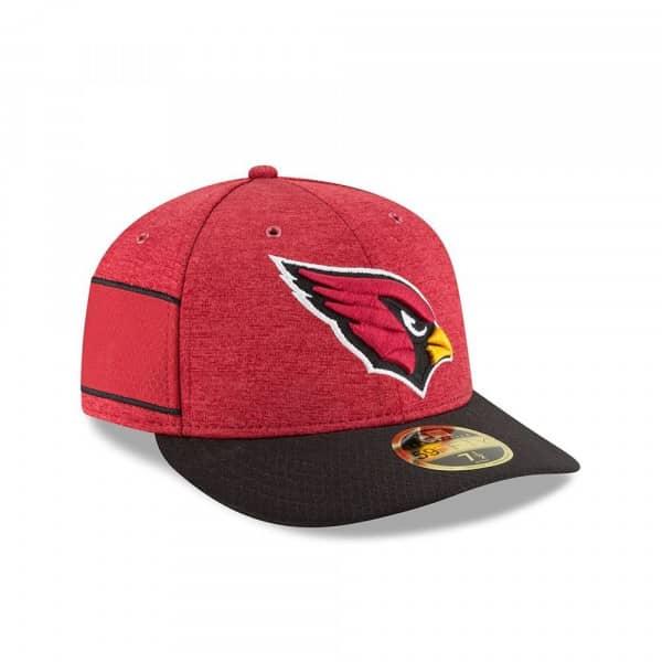 Arizona Cardinals 2018 NFL Sideline Low Profile 59FIFTY Cap Home