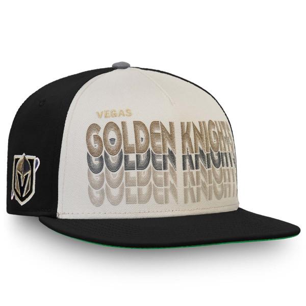 Vegas Golden Knights True Classic NHL Snapback Cap