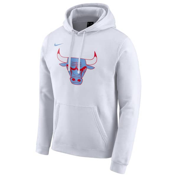 Chicago Bulls 2019/20 Nike City Edition NBA Pullover Hoodie