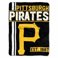 Pittsburgh Pirates Super Plush MLB Decke