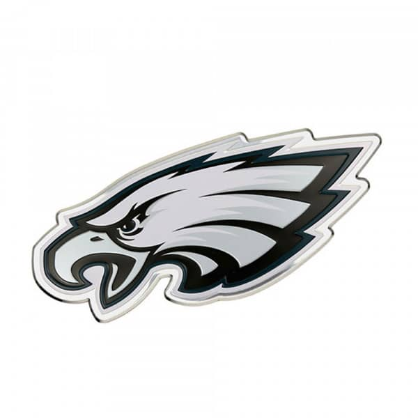 Philadelphia Eagles Aluminium Color NFL Team Emblem