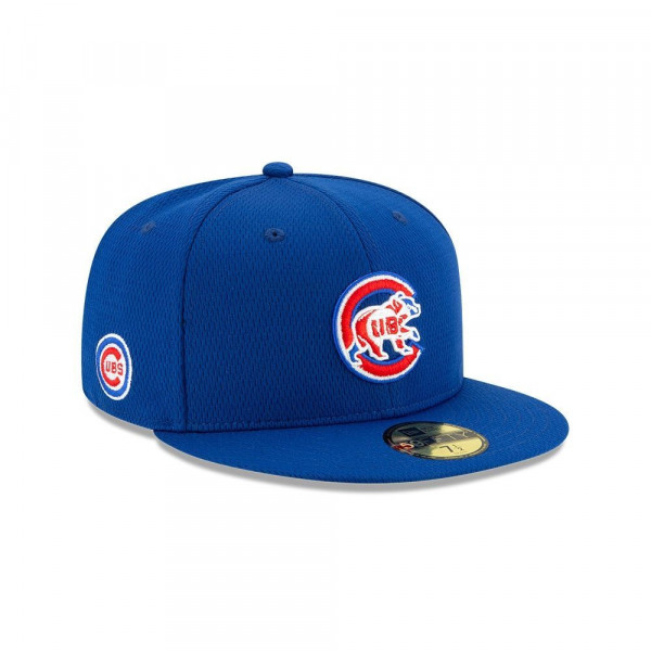 Chicago Cubs 2020 Authentic Spring Training 59FIFTY Fitted MLB Cap