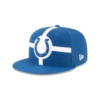 Indianapolis Colts 2019 NFL Draft On-Stage 9FIFTY Snapback Cap