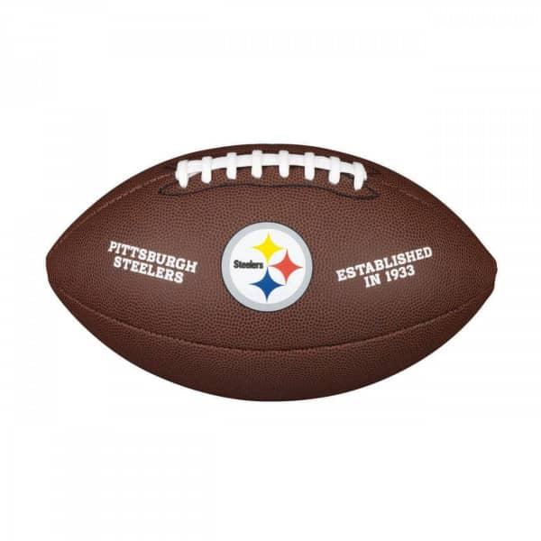 Pittsburgh Steelers Composite Full Size NFL Football