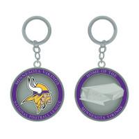 Minnesota Vikings Stadium NFL Schlüsselanhänger
