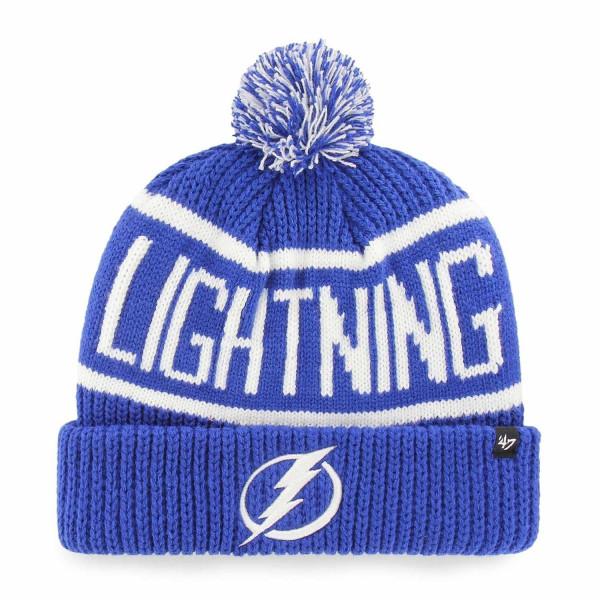 Tampa Bay Lightning Wraparound NHL Wintermütze Blau