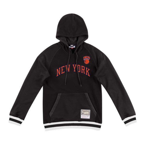 New York Knicks Gametime Mitchell & Ness Pullover NBA Hoodie