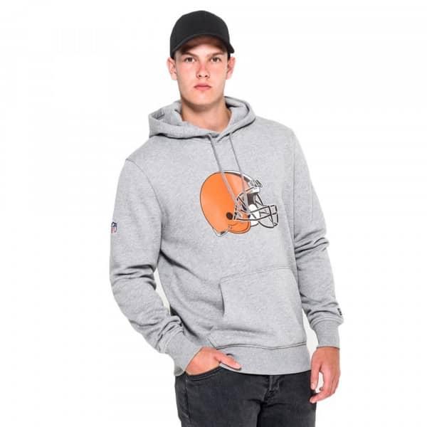 Cleveland Browns Logo Hoodie NFL Sweatshirt