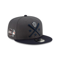 Milwaukee Brewers 2019 MLB All Star Workout 9FIFTY Snapback Cap