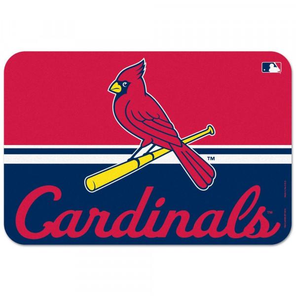 St. Louis Cardinals Team Logo MLB Fußmatte