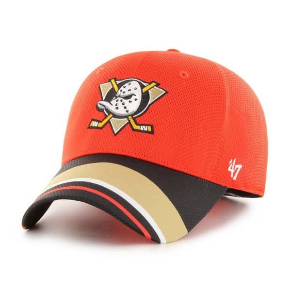 Anaheim Ducks Jersey '47 Solo Stretch Fit NHL Cap