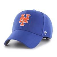 New York Mets '47 MVP Adjustable MLB Cap Alternate Blau