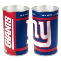 New York Giants Logo American Football NFL Papierkorb