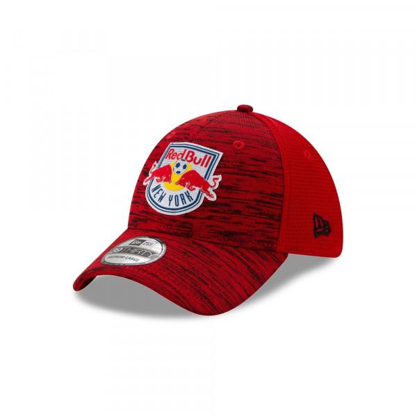 New York Red Bulls 2020 MLS On-Field Sideline 39THIRTY Flex Cap