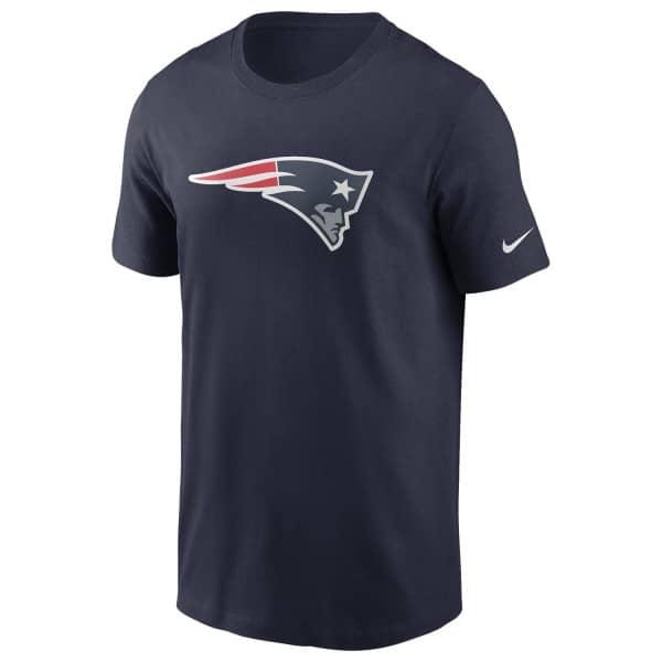 New England Patriots Nike Essential Logo NFL T-Shirt