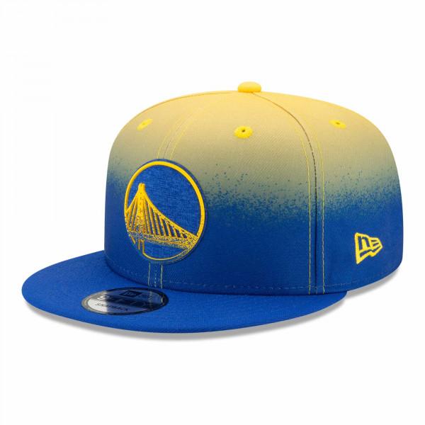 Golden State Warriors 2021 NBA Authentics Back Half New Era 9FIFTY Snapback Cap