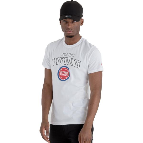 Detroit Pistons Team Logo NBA T-Shirt