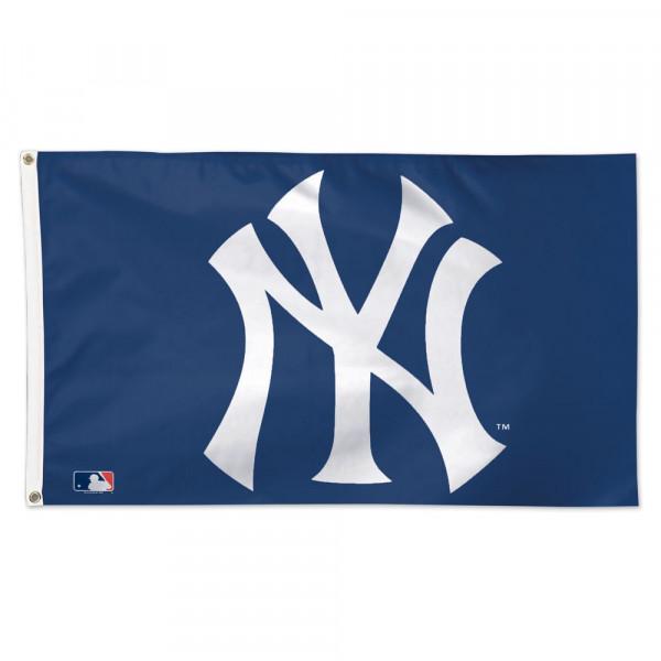 New York Yankees Deluxe MLB Hissfahne