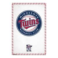 Minnesota Twins Team Logo MLB Poster