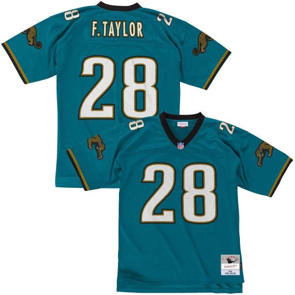 Fred Taylor #28 Jacksonville Jaguars Legacy Throwback NFL Trikot