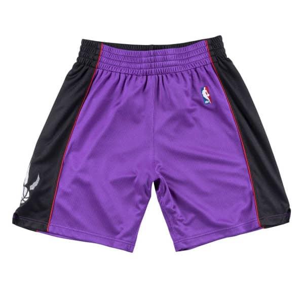 Toronto Raptors 1999-00 Authentic NBA Shorts