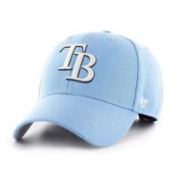 Tampa Bay Rays '47 MVP Adjustable MLB Cap Blau