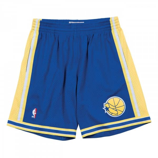 Golden State Warriors 1995-96 Swingman NBA Shorts