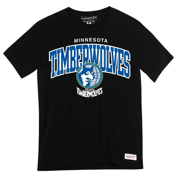 Minnesota Timberwolves Team Arch NBA T-Shirt