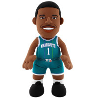 Muggsy Bogues #1 Charlotte Hornets NBA Plüsch Figur (25 cm)