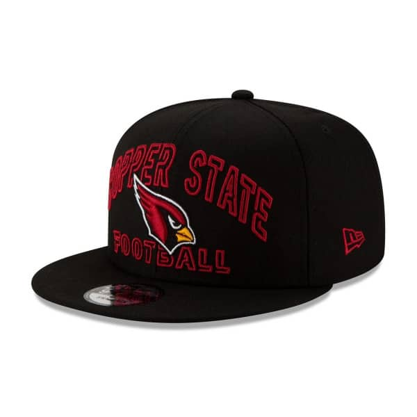 Arizona Cardinals 2020 NFL Draft New Era 9FIFTY Snapback Cap Alternate