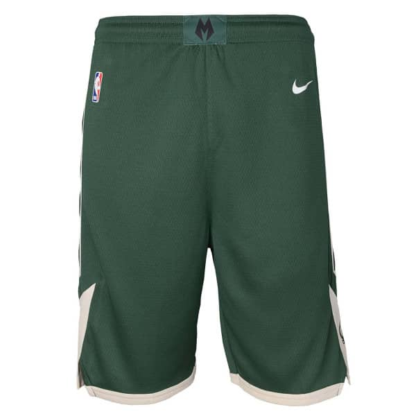 Milwaukee Bucks Youth Swingman NBA Shorts (KINDER)