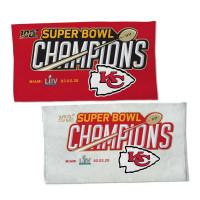 Kansas City Chiefs Super Bowl LIV Champions Locker Room NFL Handtuch