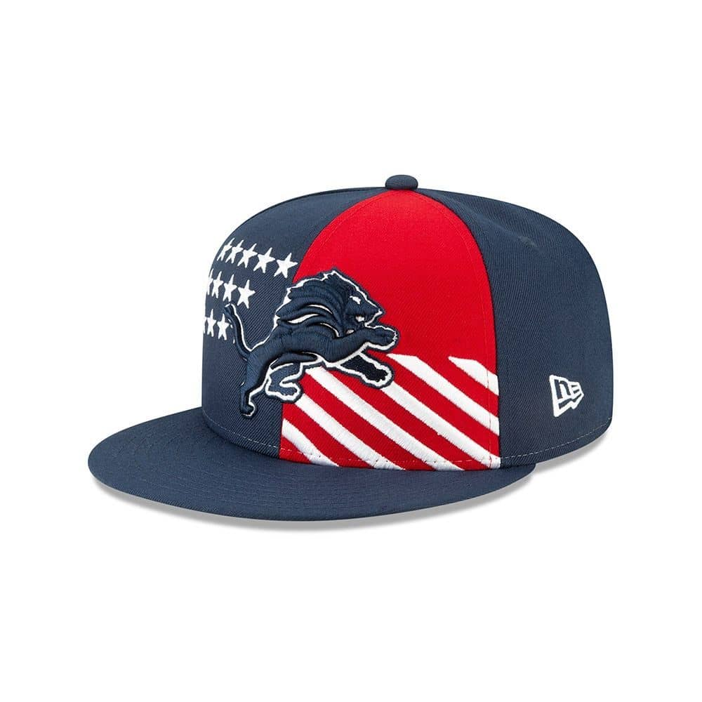 online store 4575e c5ff7 New Era Detroit Lions 2019 NFL Draft 9FIFTY Snapback Cap Spotlight    TAASS.com Fan Shop