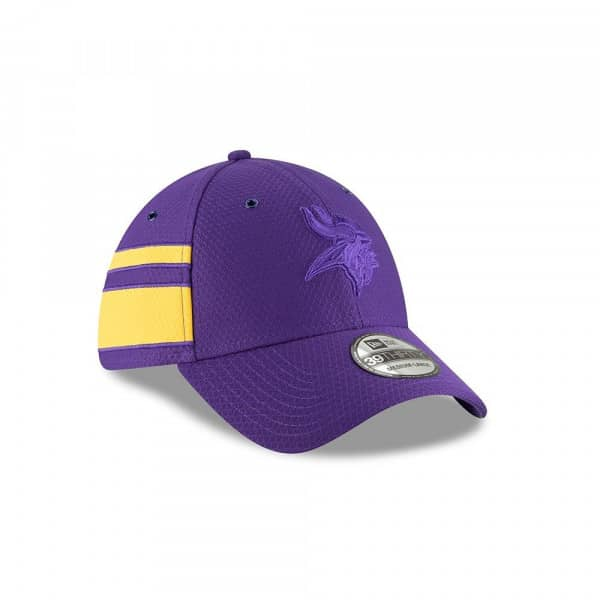 Minnesota Vikings 2018 Color Rush 39THIRTY NFL Flex Cap