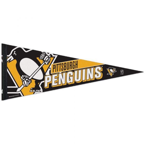 Pittsburgh Penguins Big Logo Premium NHL Wimpel