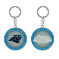 Carolina Panthers Stadium NFL Schlüsselanhänger