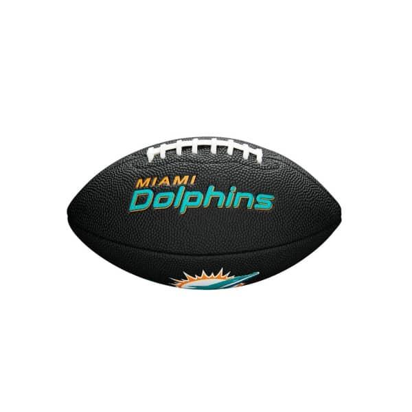 Discount Miami Dolphins NFL Mini Football Black  supplier