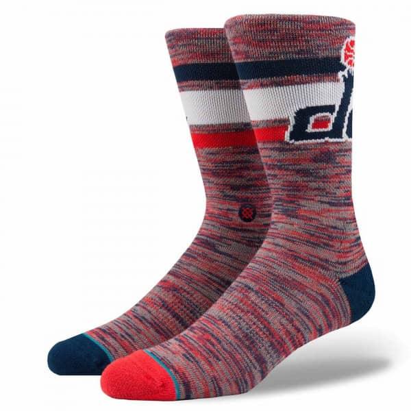 Washington Wizards Melange NBA Socken
