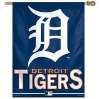 Detroit Tigers Baseball MLB Fahne 90 x 70 cm