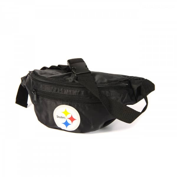 Pittsburgh Steelers Black NFL Bauchtasche