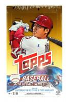 2018 Topps Update Series Baseball Hobby Box MLB