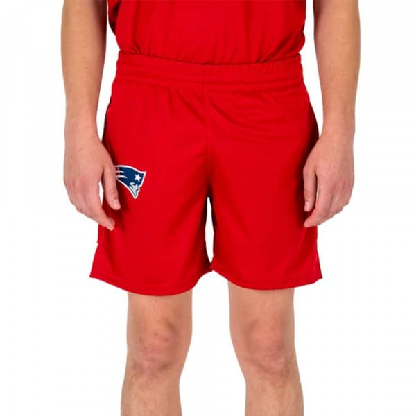 New England Patriots Performance Jersey NFL Shorts