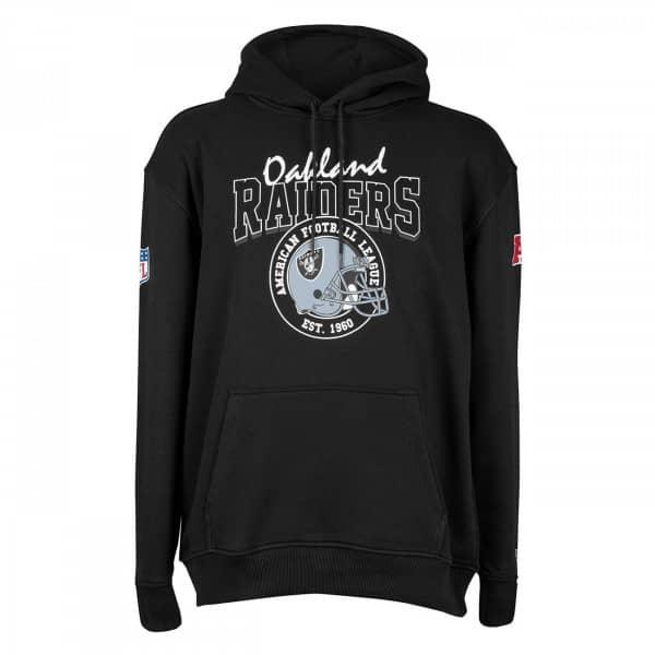 Oakland Raiders Forever 90s Hoodie NFL Sweatshirt