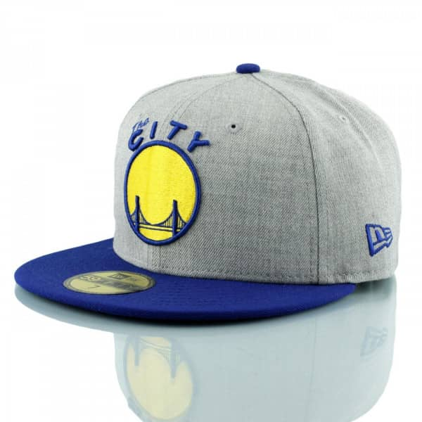 Golden State Warriors HWC 2-Tone 59FIFTY Fitted NBA Cap